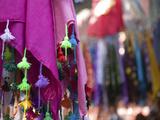Kerchief  the Souqs of Marrakech  Marrakech  Morocco