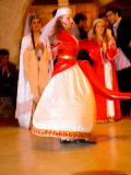 Turkish Dancers in Cappadoccia  Turkey