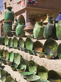 Pottery for Sale  Amazrou  Draa Valley  Morocco