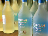 Flavored Cruzan Rum  Charlotte Amalie  St Thomas  Us Virgin Islands  Caribbean