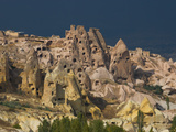 Geological Formations  Hoodoos  Cave Dwellings  Cappadoccia  Turkey