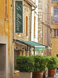 Restaurant Le Moliere with Outside Seating  Vienne  Isere  France