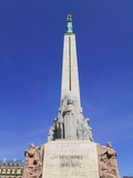 Monument of Freedom  Riga  Latvia