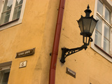 Street Lamp Detail  Tallinn  Estonia