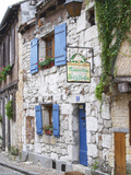 Old Town with Stone Houses  Le Colombier De Grando  Place De La Myrpe