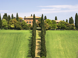 Tuscan Villa near the Town Pienza  Italy
