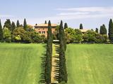 Tuscan Villa near the Town Pienza  Italy