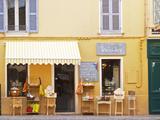 Market Street Flea Market  Sanary  Var  Cote d'Azur  France