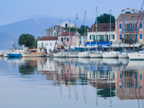Yacht Harbor  Fiskardo  Kefalonia  Ionian Islands  Greece