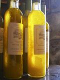 Bottles of Olive Oil  Chateau Vannieres  La Cadiere d'Azur  Bandol  Var  Cote d'Azur  France