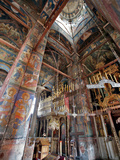 Visoki Decani Monastery  Kosovo and Metohija  Serbia
