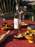 Aperitif and Appetizers  Domaine Du Lou Coteau Varois En Provence  Clos Des Iles