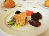 Foie Gras Lunch at Choteau Haut-Chaigneau  Lalande-De-Pomerol  Neac  Bordeaux  Gironde  France