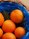Basket of Oranges  Greece