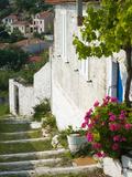 Hillside Vacation Villa Detail  Assos  Kefalonia  Ionian Islands  Greece
