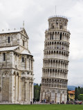 Leaning Tower Next to the Duomo Pisa  Pisa  Italy