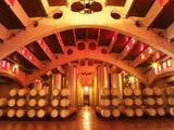 Wine Cellar at Raimat  Costers Del Segre  Catalonia  Catalunya  Spain