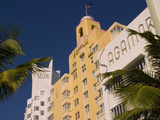 National  Delano  and Sagamore Hotels in Art Deco Style  South Beach  Miami  Florida  USA