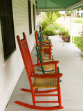 Front Porch  Oakland House Seaside Resort  Brooksville