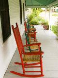 Front Porch  Oakland House Seaside Resort  Brooksville