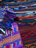 Rugs for Sale in Market  San Miguel De Allende  Mexico
