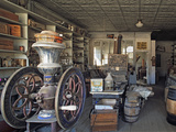 Boone&#39;s General Store in the Abandoned Mining Town of Bodie  Bodie State Historic Park  California