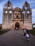 Church  Yucatan  Mexico