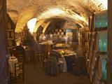 Underground Barrel Aging Room  Bodega Juanico Familia Deicas Winery  Juanico  Canelones  Uruguay