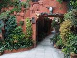 Villa Entrance to Garden  San Miguel De Allende  Mexico