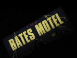 Bates Motel Sign  Coeur d'Alene  Idaho  USA