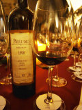 Preludio Barrel Select  Dining and Tasting Table  Bodega Juanico Familia Deicas Winery