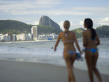 Copacabana  Rio De Janiero  Brazil