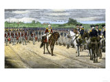 British Surrender at Yorktown  1781  Effectively Ending the American Revolution
