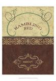 Rambling Red