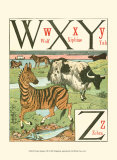 Noah&#39;s Alphabet VII