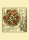 Vintage Rosette I