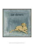 Lie Down