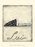Lui: French Cozy Slipper
