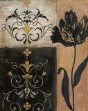 Tulip Silhouette I