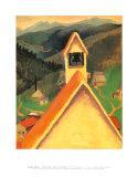 Church Bell, Ward Reproduction d'art par Georgia O'Keeffe