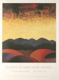 New Mexico Dusk no 2  c1999