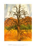 Dead Pinon Tree Reproduction d'art par Georgia O'Keeffe