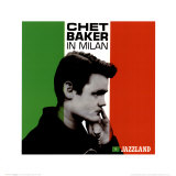 Chet Baker in Milan