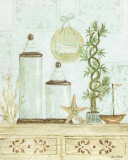 Spa Bath: Apothecary Jars