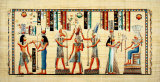 Egyptian Papyrus  Design VIII