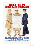 Hold on to Uncle Sam's Insurance