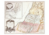 Land of Canaan  c1750