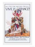 Vive La France!
