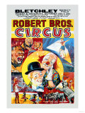 Robert Brothers&#39; Circus at Bletchley Market Field