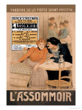 L&#39;Assommoir  c1900